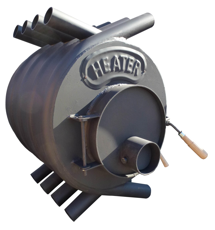 Teplovzdušná kamna na dřevo HEATER - 6 kW