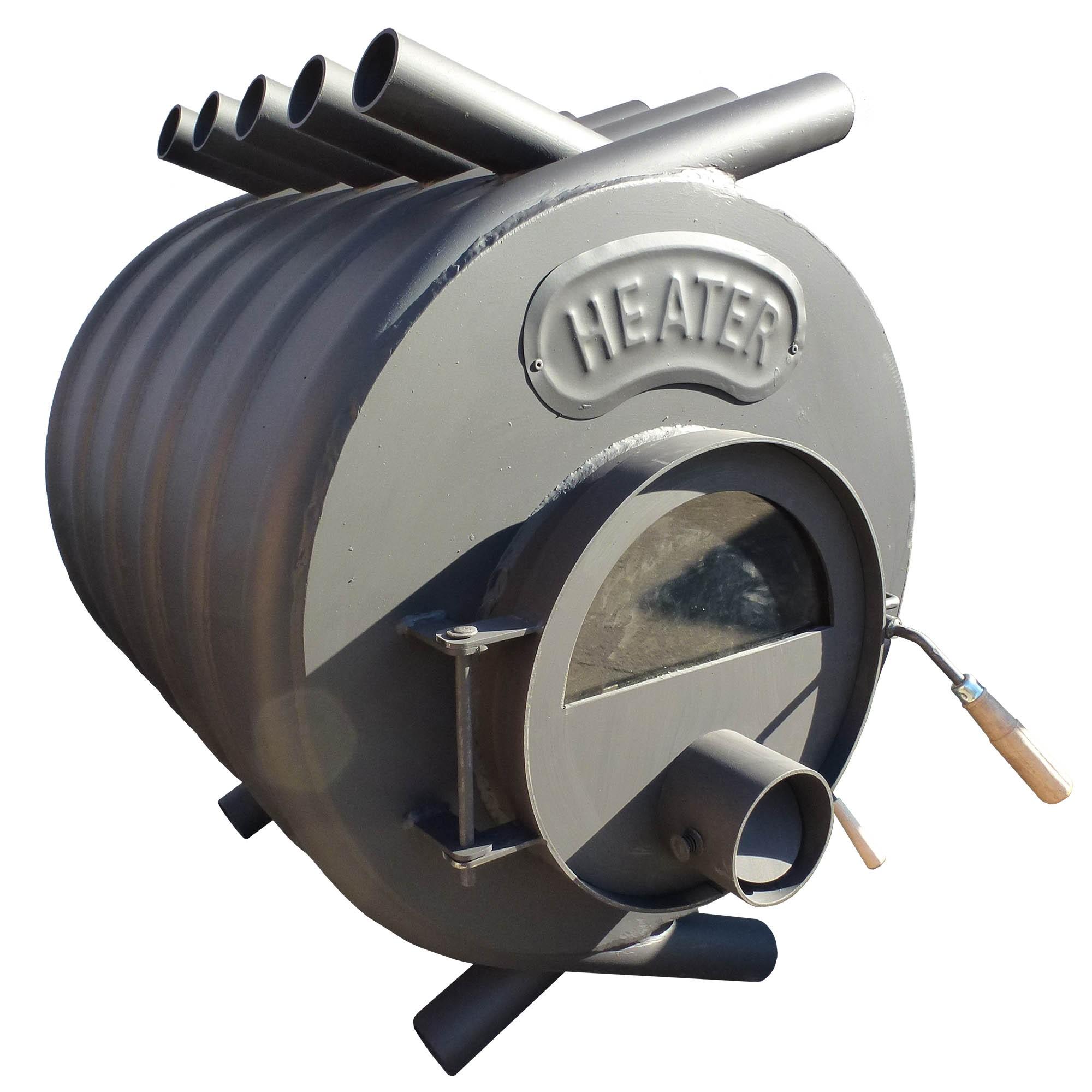 Teplovzdušná kamna na dřevo HEATER - 20 kW
