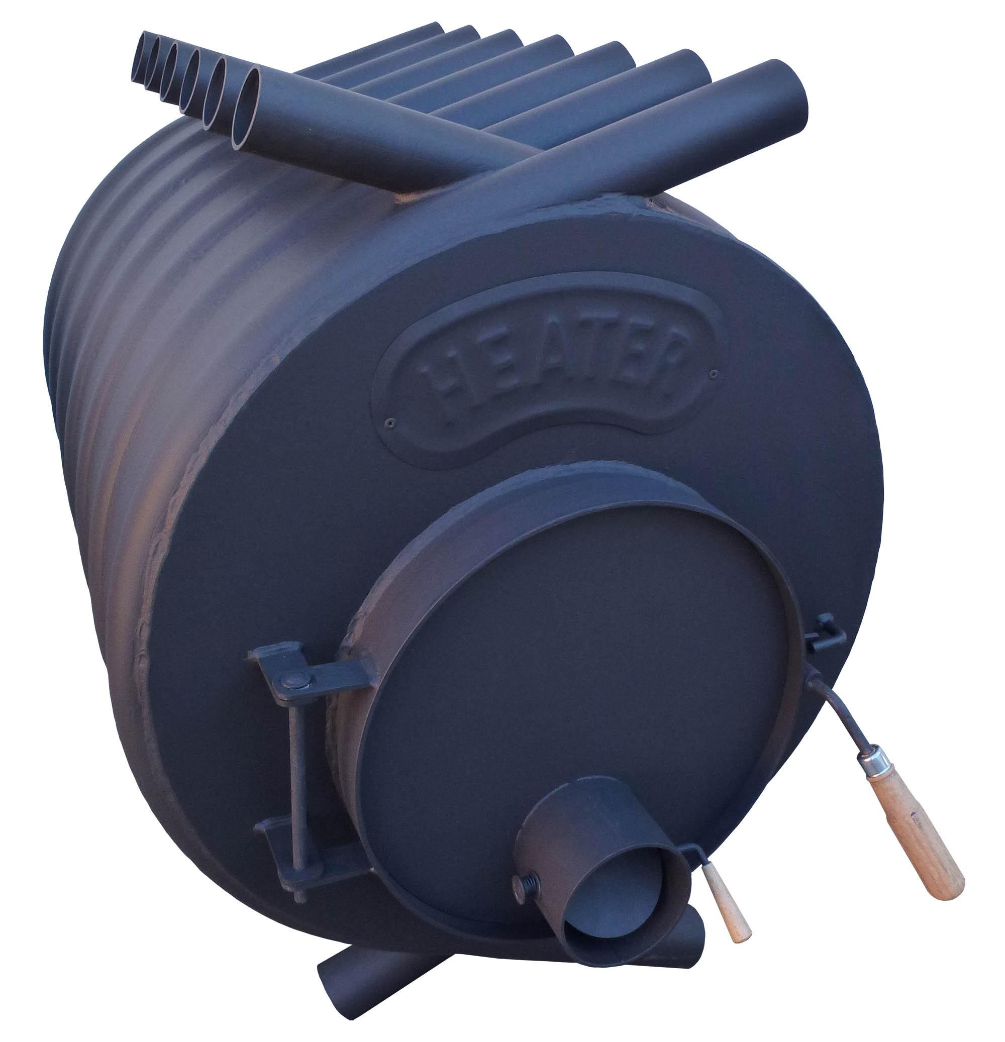 Teplovzdušná kamna na dřevo HEATER - 30 kW